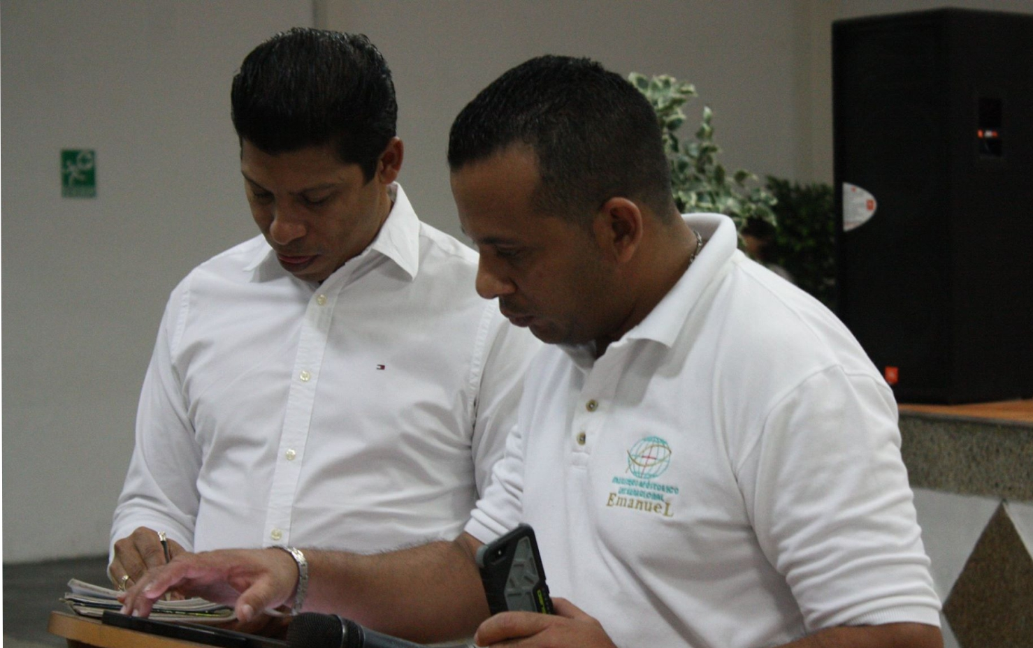Jairo Garcia Entrenamiento escuela para padres