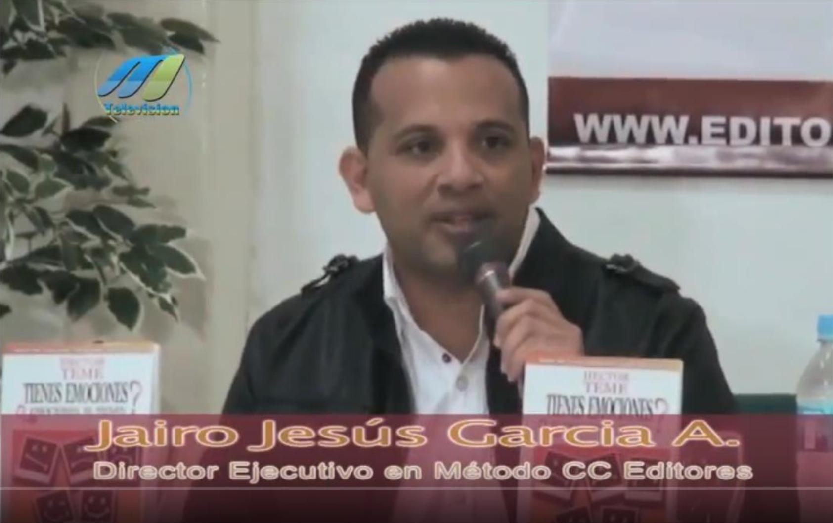 jairo garcia entrevista
